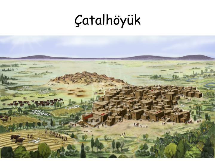 Çatalhöyük
