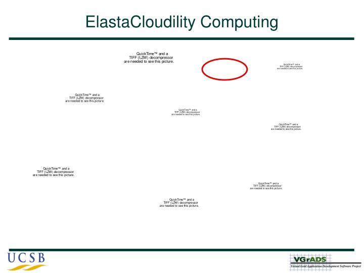 ElastaCloudility Computing