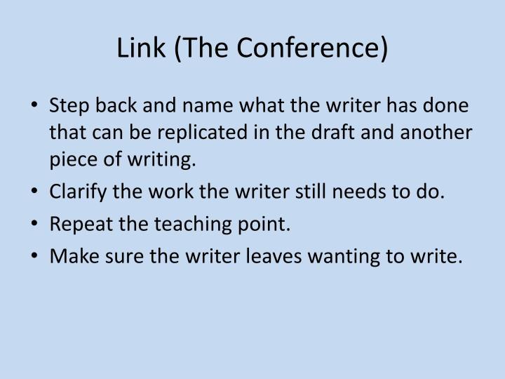 Link (The Conference)