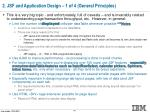 2 jsf and application design 1 of 4 general principles