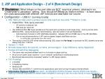 2 jsf and application design 2 of 4 benchmark design