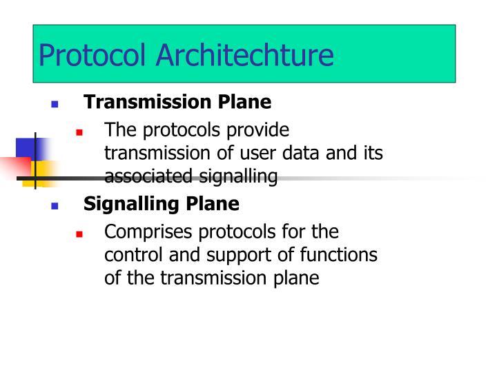 Protocol Architechture