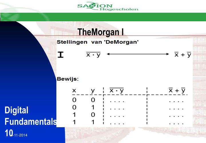 TheMorgan I