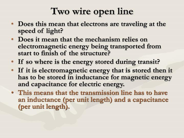 Does this mean that electrons are traveling at the speed of light?
