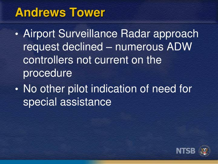 Andrews Tower