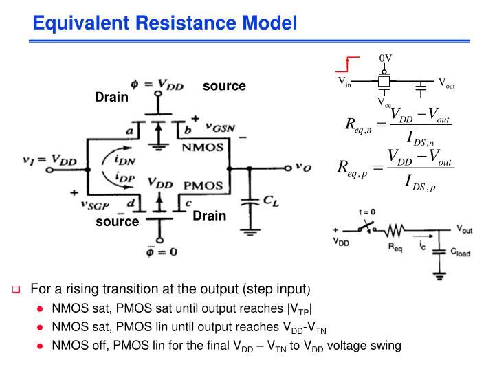 Equivalent Resistance Model