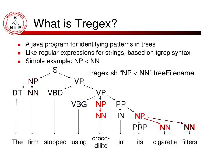 What is tregex