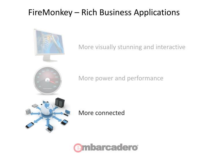 FireMonkey –