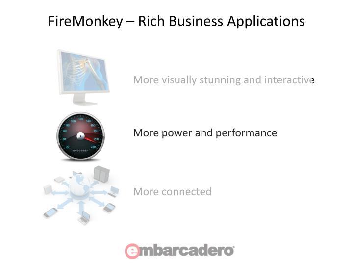 FireMonkey – Rich