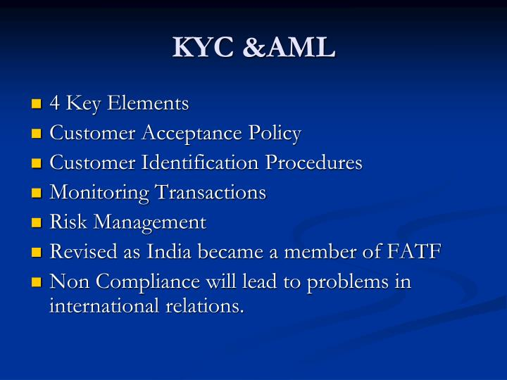 KYC &AML