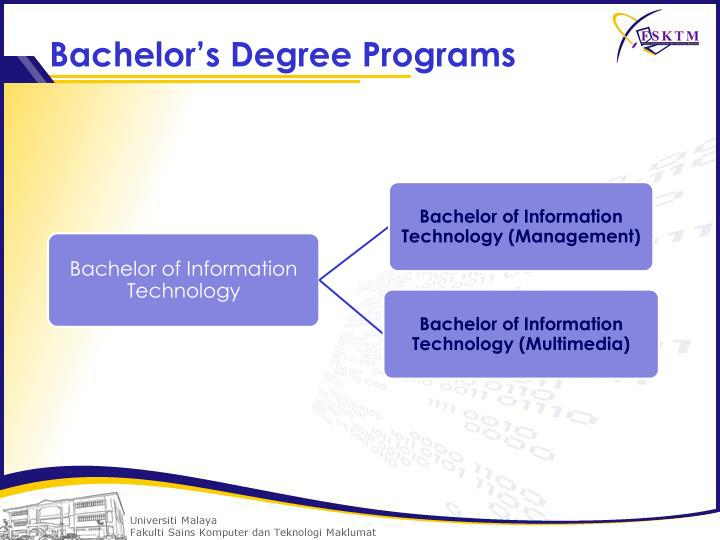 Bachelor's Degree Programs