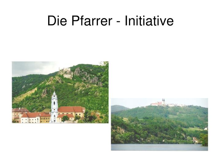 Die Pfarrer - Initiative