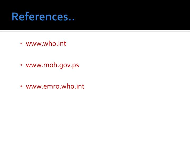 References..