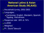 national latino asian american study nlaas1