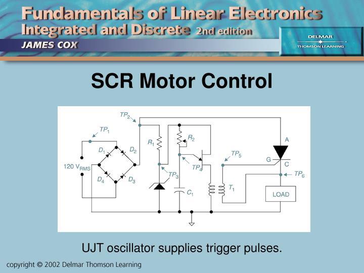 SCR Motor Control