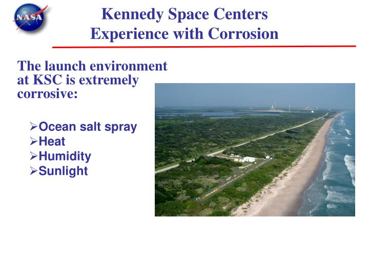 Kennedy Space Centers