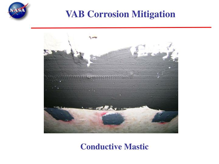 VAB Corrosion Mitigation