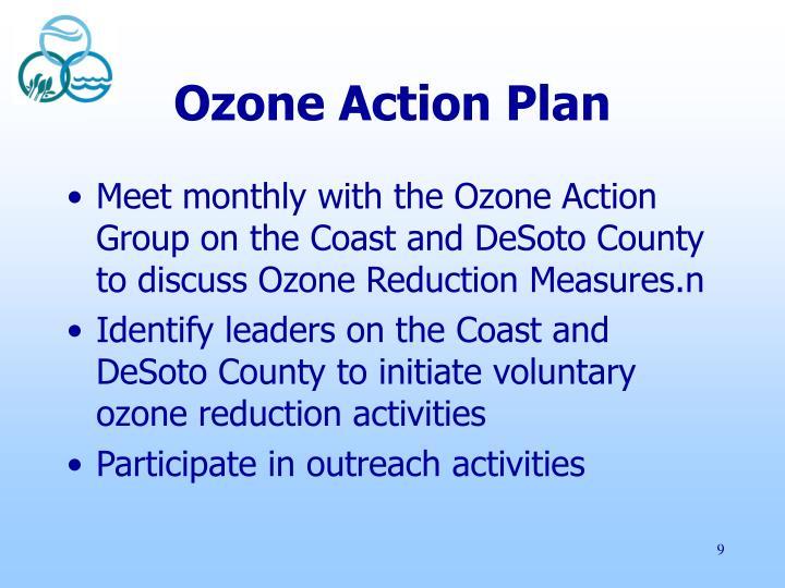 Ozone Action Plan