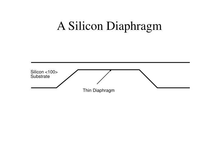 Silicon <100>