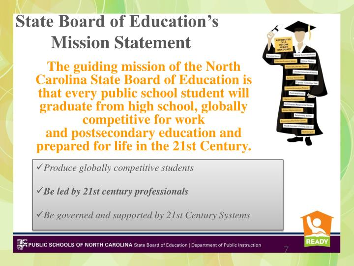 State Board of Education's