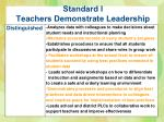 standard i teachers demonstrate leadership3