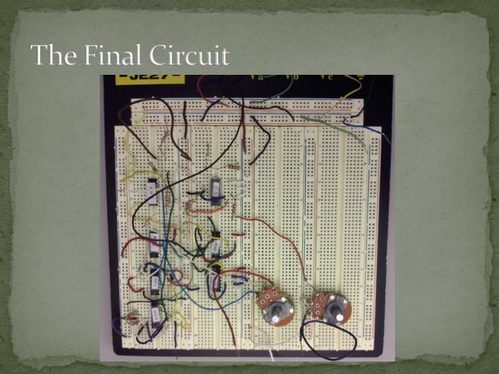 The Final Circuit