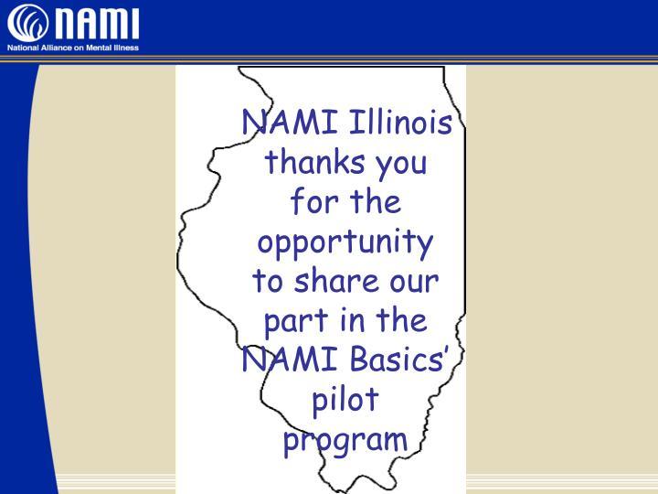 NAMI Illinois
