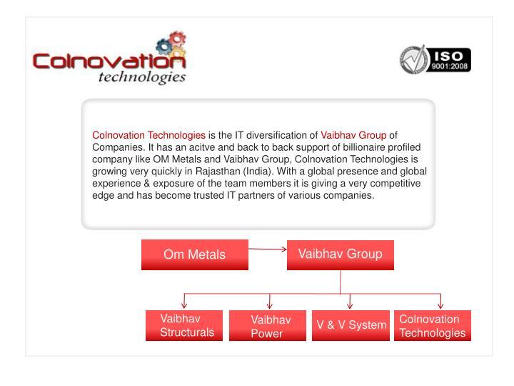 Colnovation Technologies