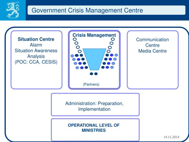 Government Crisis Management Centre