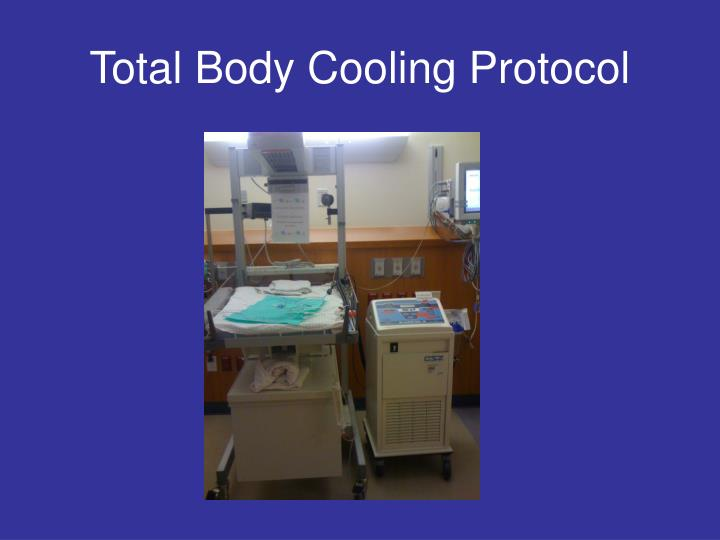Total Body Cooling Protocol