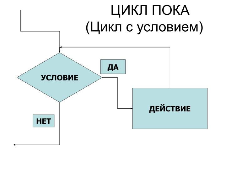 ЦИКЛ ПОКА