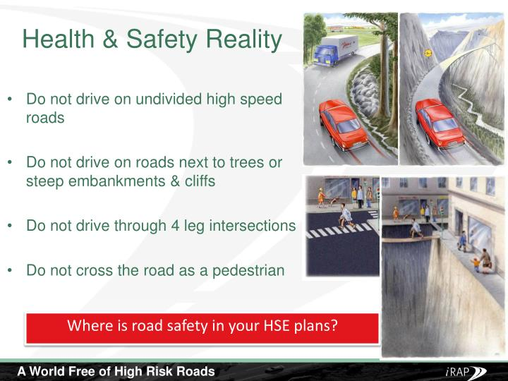Health & Safety Reality
