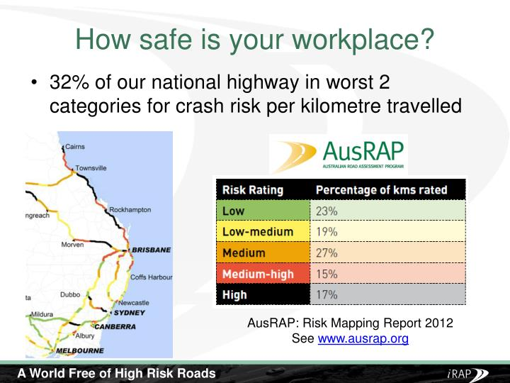 How safe is your workplace?