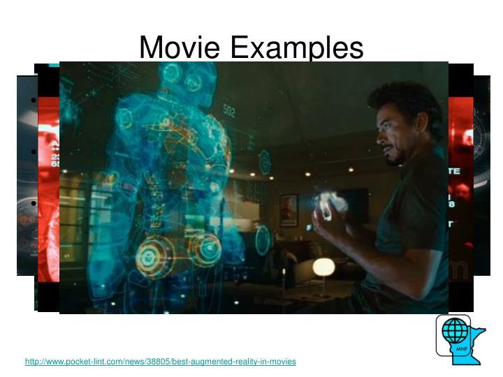 Movie Examples