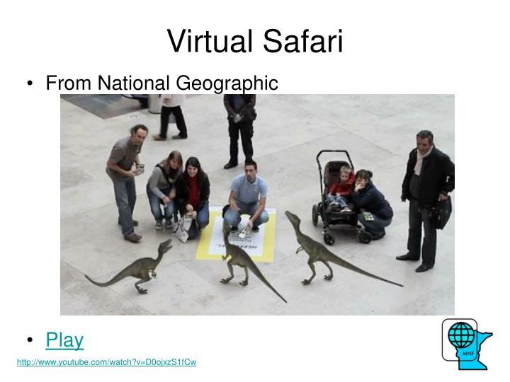 Virtual Safari