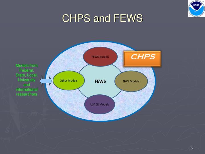 CHPS and FEWS