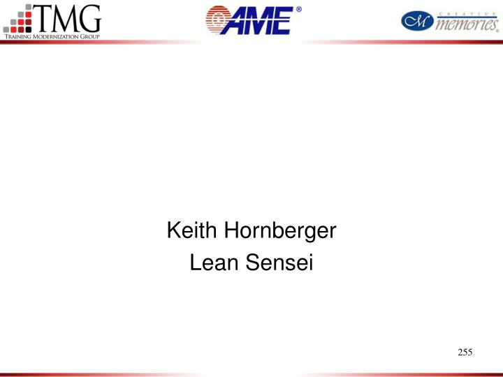 Keith Hornberger