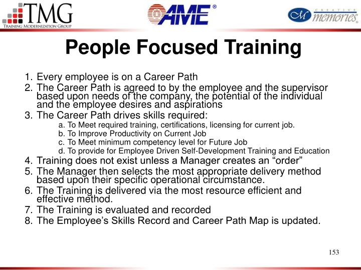 People Focused Training