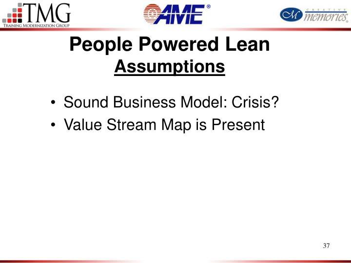 People Powered Lean