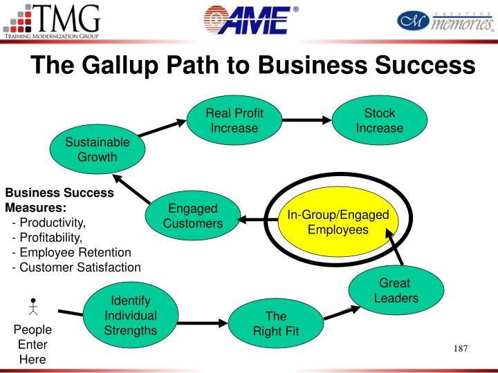 The Gallup Path to Business Success