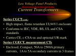 low voltage panel products measurement protection and testing current transformers1