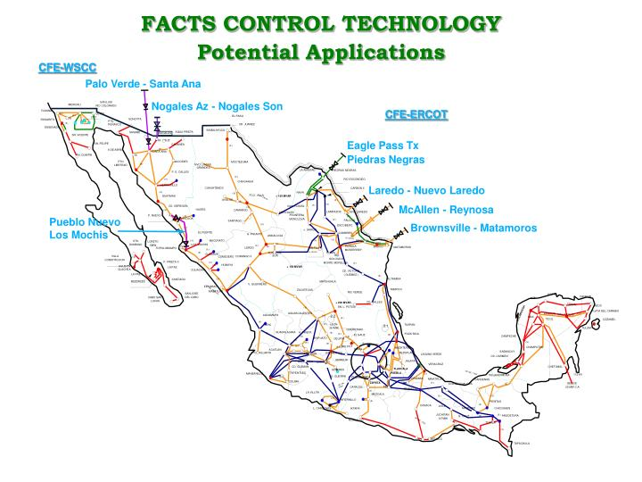 FACTS CONTROL TECHNOLOGY