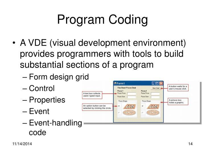 Program Coding