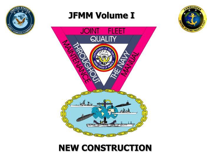 JFMM Volume I