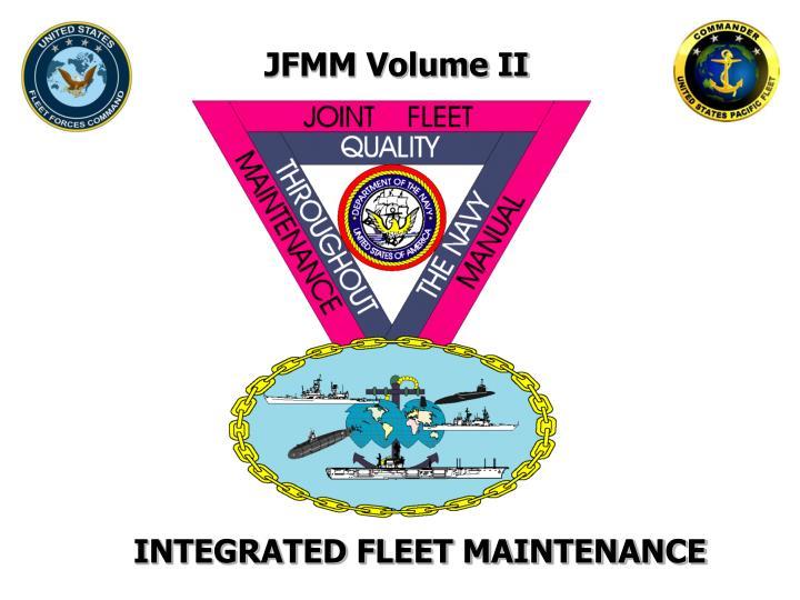 JFMM Volume II