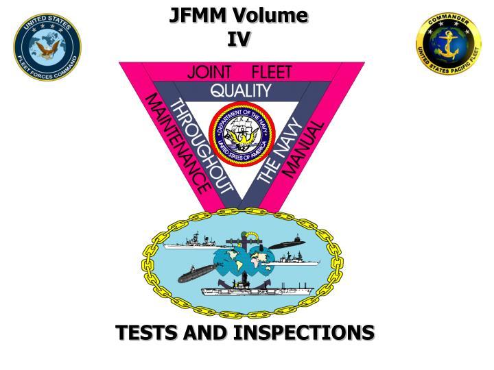 JFMM Volume IV