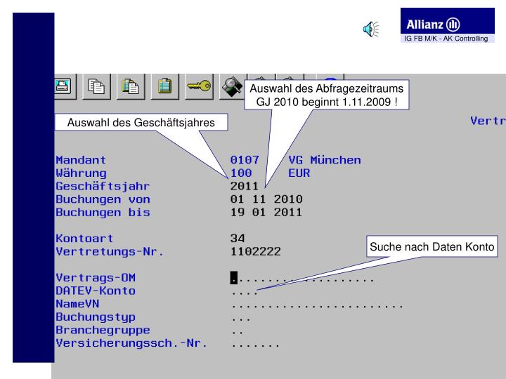 IG FB M/K - AK Controlling