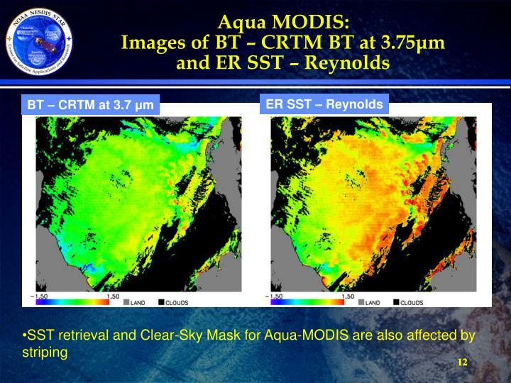 Aqua MODIS: