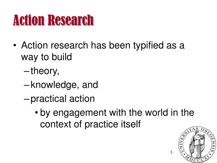 Action research1