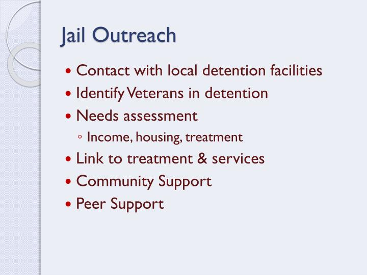 Jail Outreach